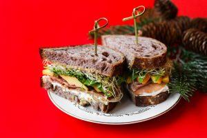 Railtown Cafe Sandwich